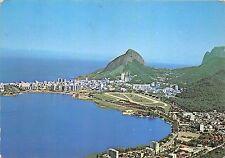 BR12604 Rio de Janeiro vista aera da Lagoa e Jockey Club  brasil