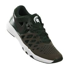 """NIKE TRAIN SPEED 4 AMP """"MICHIGAN STATE SPARTANS"""" SHOES (GREEN/WHITE) - SIZE 10.5"""