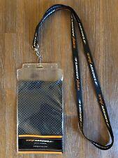 Orange Arrows F1 Team Formula One lanyard + credentials holder (Jos verstappen)