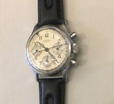 Vintage Universal Geneve Compax Chronograph Wristwatch Ref.#  22278 Cal. 281