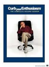 Curb Your Enthusiasm - Series 2 - Complete (DVD, 2-Disc Box Set) . FREE UK P+P .