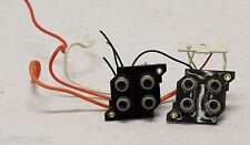 Pioneer Cassette Deck CT-F9191 Output/Input Connectors