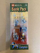 Lego (4527427) Castle Battle Pack Knights Minifigures Kingdom