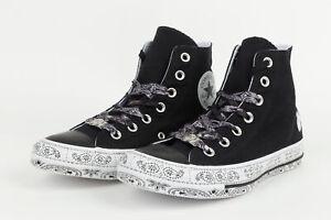 Converse Chucks Sneaker All Star Taylor High Canvas Schuhe Miley Cyrus 162234C