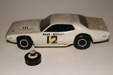 1971-72 Plymouth Road Runner Hemi Super Modified Dirt Track Car, Original Kit