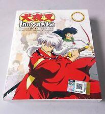 INUYASHA The ORIGINAL Complete ENG Anime TV Series Ep.1 - 167 End DVD Box Set