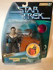 "Star Trek 1998 CARDASSIAN SOLDIER Action Figure Playmates 5.5"" MOC"