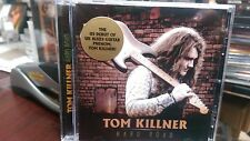 TOM KILLNER Hard Road  CD Blues Rock Guitar No Rest for The Wicked CoCaine Blues