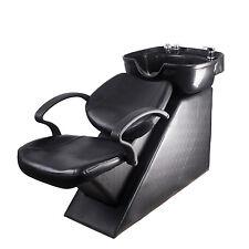 Salon Backwash Shampoo Bowl Barber Chair Sink Unit Station Spa Beauty Equipment
