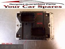 Fiat Punto 1.2 16v Petrol Manual - Main Engine ECU - 0 261 206 276