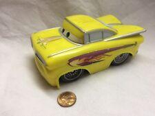 Mattel Disney Pixar CARS Retired VHTF  Shake n Go Racer Ramone Yellow Sounds
