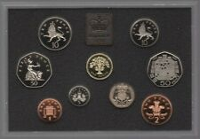 1992 United Kingdom Proof Coin Collection Blue Case | Pennies2Pounds