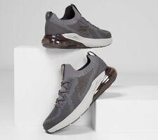 Skechers Air Stratus, Sneakers Uomo Casual, Scarpe da Ginnastica, Charcoal/Red