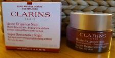New & Boxed CLARINS Super Restorative Night Cream for very dry skin 50ml