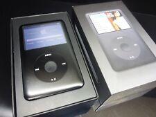 Apple iPod classic 6. Generation Schwarz (80GB) in OVP sauber und gepflegt #194