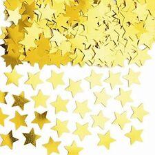 Coriandoli metallici in oro per tutte le occasioni per feste e party