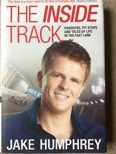 New listing THE INSIDE TRACK: JAKE HUMPHREY - 2012 - BBC F1 FORMULA ONE