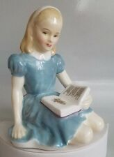 ROYAL DOULTON BONE CHINA FIGURINE - ALICE - HN 2158
