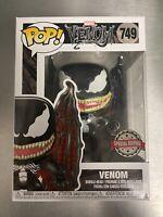 Mint! Funko Pop! Marvel Winged Venom #749 Exclusive in hand