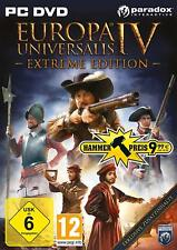 PC Spiel Europa Universalis IV 4 - Extreme Edition DVD Versand NEUWARE
