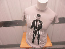 Vintage Tultex Justin Timberlake 20/20 World Tour 2013/2014 Small Grey Shirt