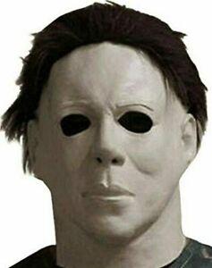 Horror Michael Myers Mask 1978 Halloween Latex Full Head Adult Size Fancy Dress