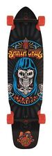 Santa Cruz 9.72in x 37.78in Flex Tech Trippin Cruiser Skateboard