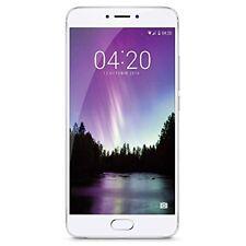Téléphones mobiles argentés double SIM, 32 Go