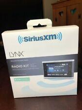 New Sirius XM LYNX SXi1 Portable Satellite Radio Receiver Rare