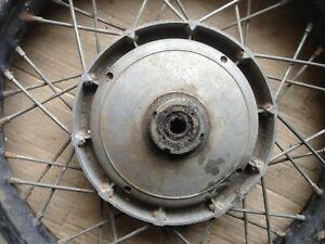 Wheel URAL Tourist motorcycle. R x 19 inch.