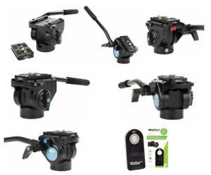 SIRUI VA-5 Ultra-Compact Video Head + IR REMOTE SHUTTER + SAME DAY SHIPPING