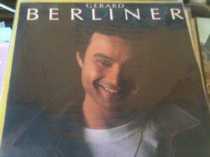 vinyle 33T  gerard berliner