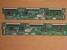 LG 50PJ350  BUFFER BOARD SET EBR63551701/EBR63551601