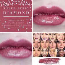 Sheer Berry Diamond LIPSENSE New FULL SIZE Authentic Liquid Lip Color SeneGence