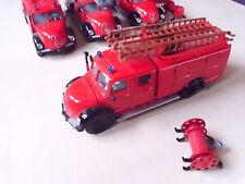 SIKU Modellauto, Magirus Deutz, Feuerwehrgerätewagen, wie NEU!!