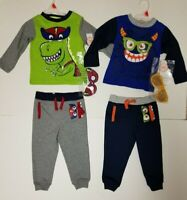 Wonder Nation Toddler Outfit 2 Pack Jogger Change Glasses On Character Nwt Outfits & Sets