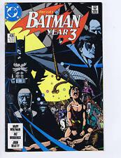 Batman #436 DC Pub 1989