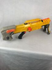 Nerf Longshot CS-6 Yellow Dart Gun Sniper Rifle Parts AS IS