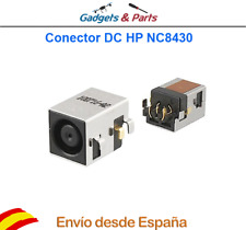 Conector DC Jack Carga HP/Compaq NC8430 NX7400 NX8420 NX9420 NW8440 - NUEVO!!!