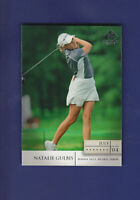 Natalie Gulbis 2004 Upper Deck SP Signature Golf  #37