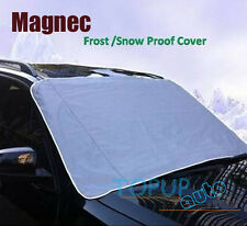 MAGNETIC WINTER CAR WINDSCREEN COVER ANTI FROST ICE SNOW SUN SHADE BLIND WINDOW