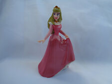Disney Store Sleeping Beauty Aurora Pink Dress PVC Figure Cake or Topper