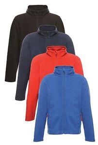 Regatta Enfants Garçons Filles Rouge Bleu ou Noir Veste Polaire