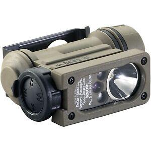 Streamlight Sidewinder Compact II Military Model 14513