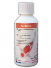 Koi Care Acriflavin at Pseudomonas and Aeromonas Bacteria 2500 Ml for 90000 L