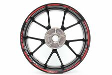 Rimstriping Yamaha MT-10 Red Wheel Stripes Motorcycle Stickers