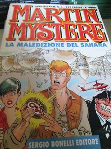 Martin Mystère Speciale Gigante n. 4 - Edizione originale - Bonelli Editore
