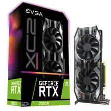 EVGA GeForce RTX 2080 Ti XC2 ULTRA GAMING, 11G-P4-2387-KR, 11GB GDDR6, iCX2