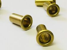 Brass Tube Support for 8mm OD X 5mm ID Nylon Tube (Pack of 5)