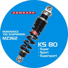 Zundapp KS80 KS_80 monoshock YSS shockabsorber federbein stoßdämpfer schokbreker